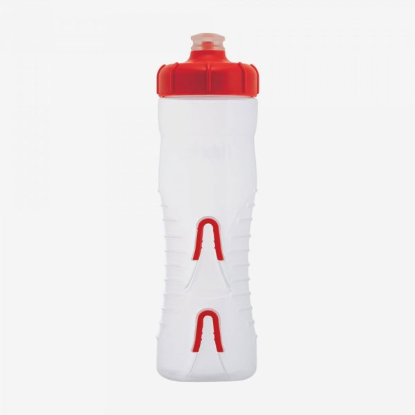 Fabric Cageless Bottle ml ClearRed Main