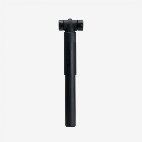 Fabric Nanobar Pump Black Front
