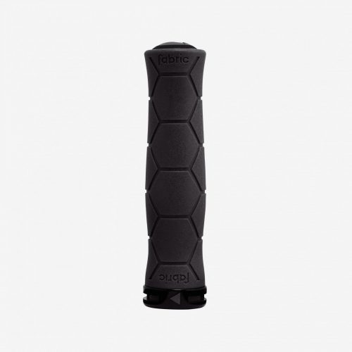 Fabric SemiErgo Grip Black Single