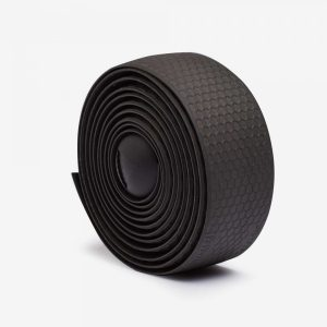 Fabric Silicone Tape Black Roll