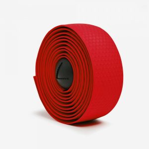 Fabric Silicone Tape Red Roll