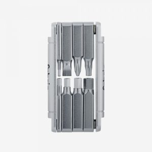 Farbic Eight Tool Silver Front