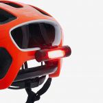 Farbic Lumasense Rear Light Black Helmet