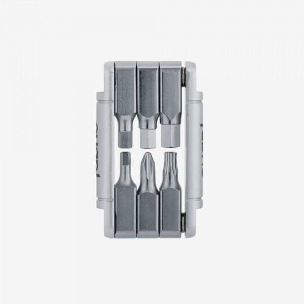 Farbic Six Tool Silver Front