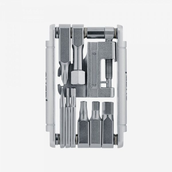 Farbic Sixteen Tool Silver Front