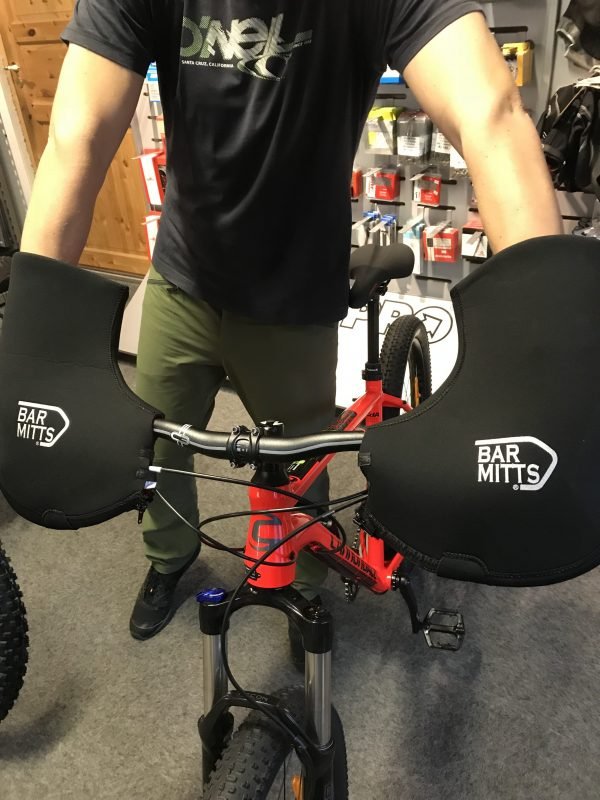 bar mitts mtb  e