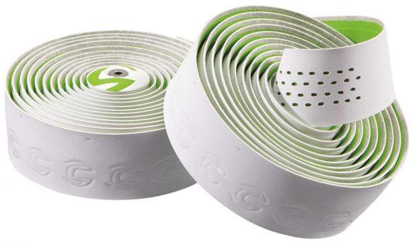 Cannondale Microfiber Plus Premium Handlebar Tape hvit