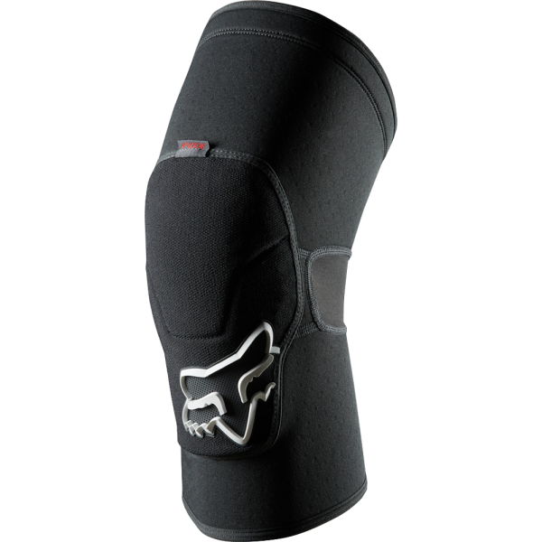 launch enduro knee pad blk