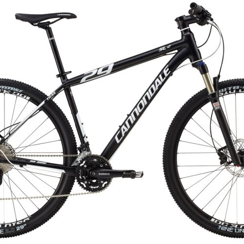 s bike  Cannondale Trail SL