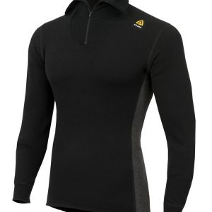 aclima warmwool polo w zip herre