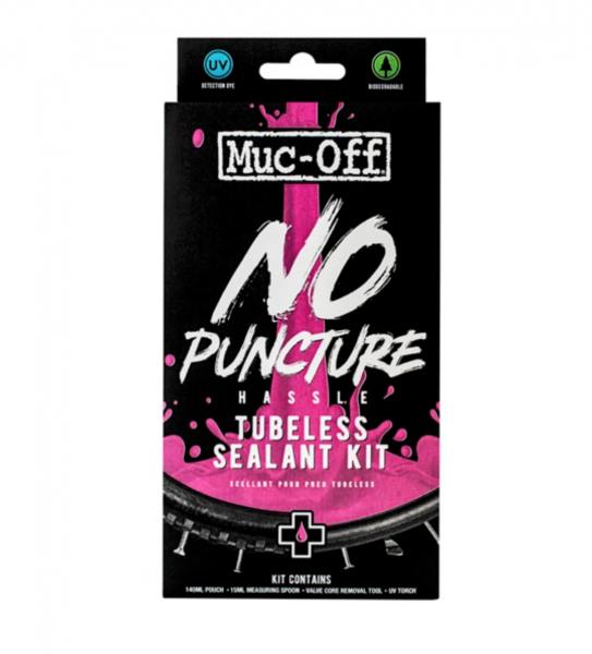 MUC-OFF No Puncture Hassle Tubeless Sealant Kit 140 ml _dahlmans_01