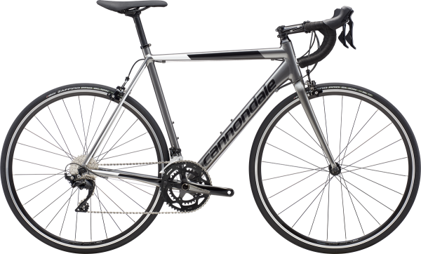 Cannondale CAAD Optimo 105 Charcoal Gray 2019_dahlmans_01