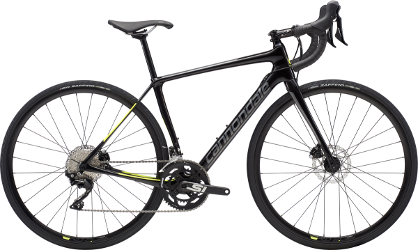Cannondale Woman Synapse Carbon Disc 105 Black Pearl 2019_dahlmans_01