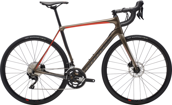 Cannondale Synapse Carbon Disc 105 Meteor Gray 2019