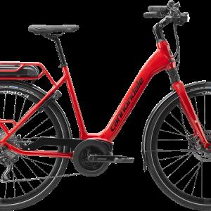 Cannondale Mavaro Active City 4 Red 2019 dahlmans 01