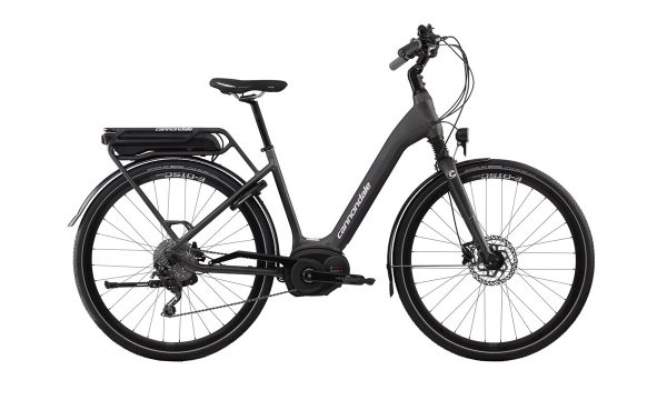 Cannondale Mavaro City Performance 4 Anthracite 2019 dahlmans 01