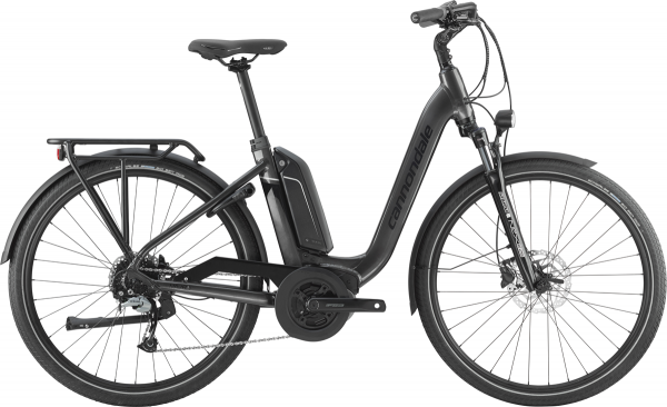 Cannondale Mavaro Neo City 2 Anthracite 2019 dahlmans 01