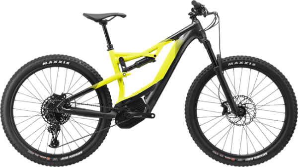 Cannondale Moterra Neo 2 Graphite 2019_dahlmans_01