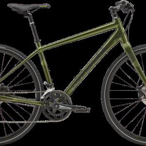 Cannondale Quick 3 Vulcan Green 2019 dahlmans 01