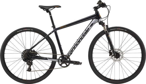 Cannondale Quick CX 2 Midnight 2019 dahlmans 01