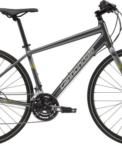 Cannondale Quick Disc 5 Charcoal Gray 2019 dahlmans 01