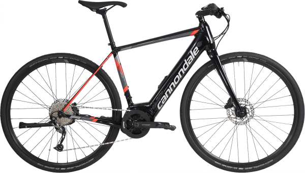 Cannondale Quick Neo Black 2019 dahlmans 01