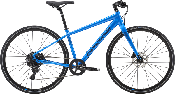 Cannondale Quick Womens 2 Electric Blue 2019 dahlmans 01