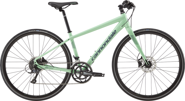 Cannondale Quick Womens 3 Mint 2019 dahlmans 01