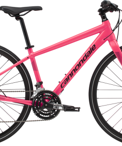 Cannondale Quick Womens 4 Acid Strawberry 2019 dahlmans 01