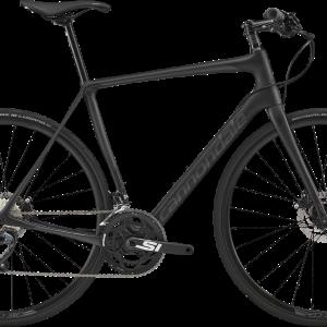 Cannondale Synapse Carbon Disc Ultegra Flatbar Black Pearl 2019 dahlmans 01