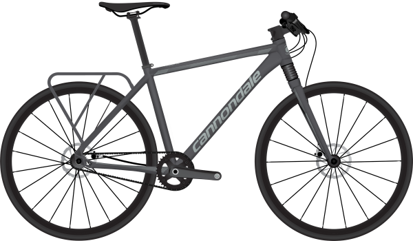 Cannondale Tesoro 2 Charcoal Gray 2019 dahlmans 01